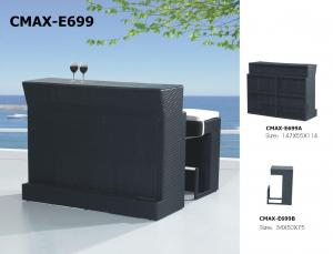 Rattan Bar Set for Outdoor Furniture CMAX-E699