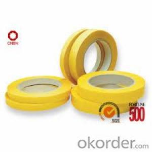 Tissue Tape Double Sided Solvent Based Acrylic Various Color