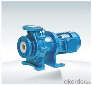 CQB-F Fluorine Plastic Magnetic Acid Pump