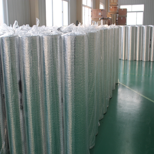 Aluminum Foil Composited Bubble Material FBBF1001