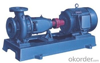 Single-Stage End-Suction Centrifugal Water Pump