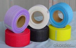 Self-Adhesive Jointing Mesh 65g/m2 9*9/inch High Strength