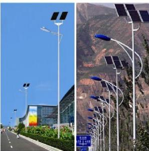 Solar Street Light 50W 100W 150W Cheap Price of CNBM