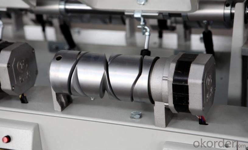 Cnc Machining Turning Aluminium drum of Winding Machine Parts