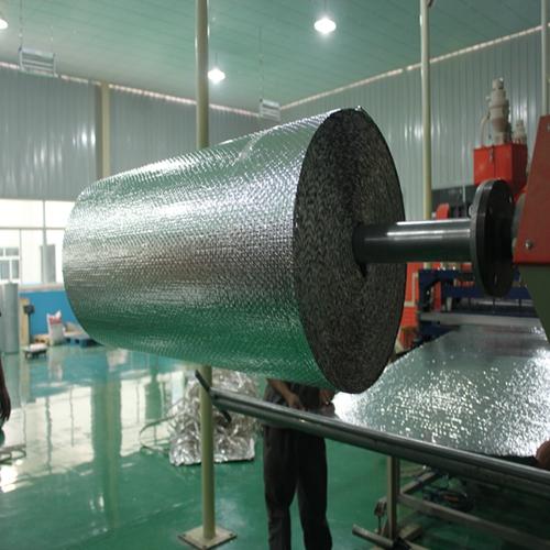 Aluminum Foil Composited Bubble Material FBM102