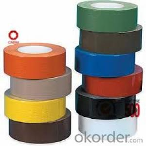 Cloth Tape Synthetic Rubber Adhesive 50Micron China's Famous Brand