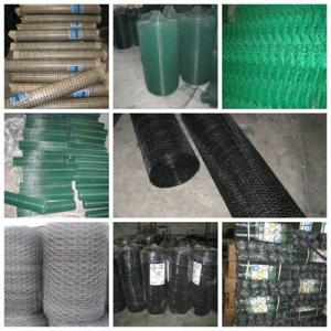 PVC Coated Temporary Construction Fencing to America