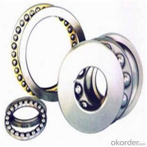 Single Direction Thrust Ball Bearings  Manufacturer China