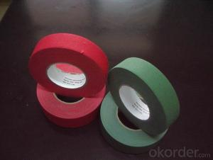 Cloth Duct Tape Grey Mesh PE Coated Printed