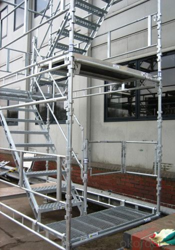 Haky Haki System Scaffolding  Steel Hot Dip Galvanized
