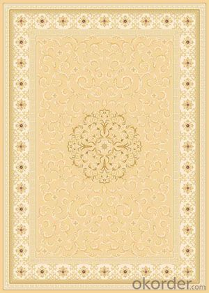 Viscose Wilton  Carpet and Rug Popular Floor Carpet Tile
