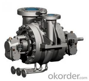 API 610 Chemical Centrifugal Oil Pump( Crude Oil/ Heavy Oil)