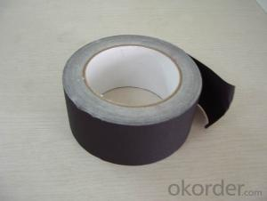 Cloth Duct Tape Grey Fifty Mesh PE Coated Printed