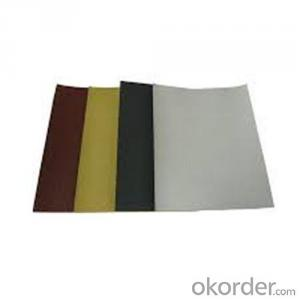 Waterpoof Abrasives Paper for Stainless Surface