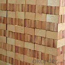 Wedge Refractory Bricks Low Thermal Conductivity