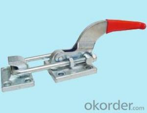 Stainless steel pipe clamp M8 M8+10 inch