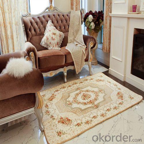 Carpet Tile Through Machine Make from China