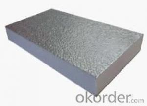 Phenolic Foam Pre-insulated Duct Panel with Aluminum Foil