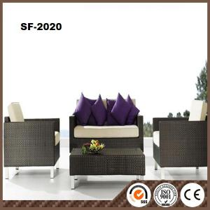 Outdoor Furniture Good Quality Cheap Price Synthetic Rattan Sofa SF2023