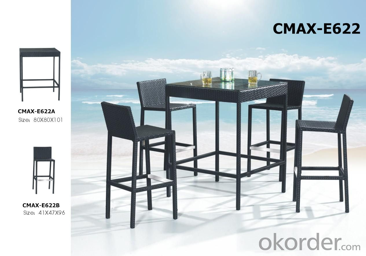Garden Sets for Outdoor Furniture Bar Sets CMAX-E630