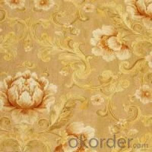 PVC Wallpaper New Listed Italy Deep Embossed Vinyl Wallpaper