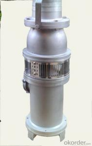 QY-S Stainless Steel Oil-filled Submersible Pump(Fountain Pump)