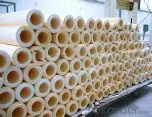 Phenolic Foam Pipe Sections Fire Resistant