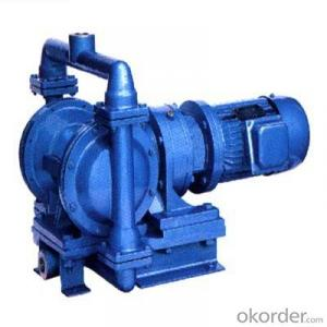 Hydraulic Diaphragm Pump, YGB Type Hydraulic Diaphragm Pump
