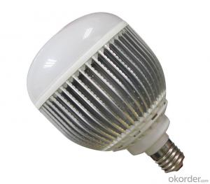 LED Bulb Light Waterproof 850Lm, CRI80, 60W