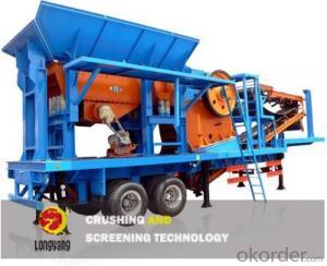 Mobile Crusher Plant,Limestone Granite Crusher
