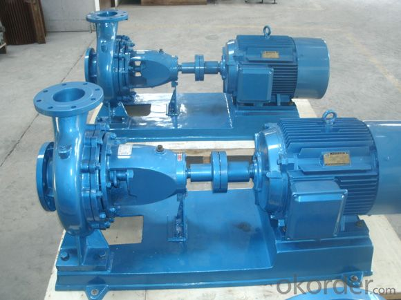 IS IH Centrifugal Water Pump/Clean Water Pump/Centrifugal Pump