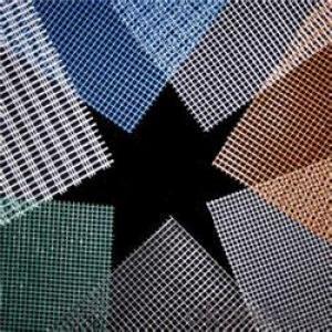 Fiberglass Mesh Wall Materials Plain Woven