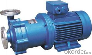 Magnetic Drive Pump CQ Type Magnetic Drive Pump
