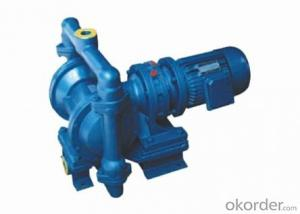 DBY Electric Double Diaphragm Pump, Soda Double Diaphragm Pump