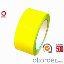 Bopp Tape Water Based Acrylic Yellow Color