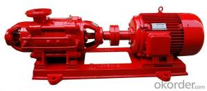 NFPA20 Standard Fire Fighting Centrifugal Pump