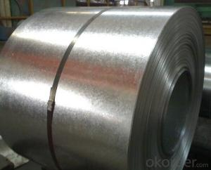 Galvanized Steel Strip with Regular Spangle