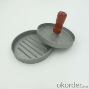 Aluminium Hamburger Press High Quality Single Aluminum Hamburg Press
