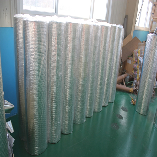 Aluminum Foil Bubble Composite Insulation FEBEF