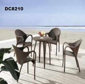 Outdoor PVC Rattan Furniture Garden Chair HS-2424