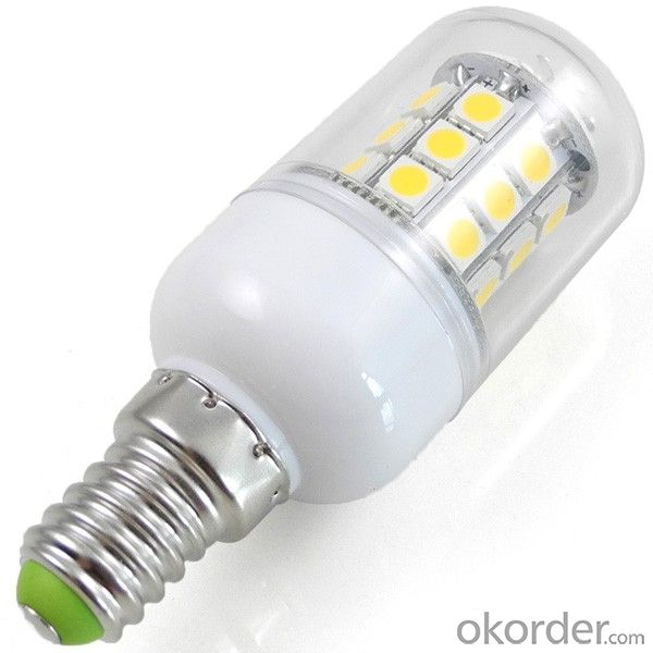 LED Corn Bulb Light Waterproof 60W incandescent replacement, UL