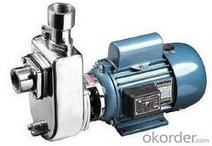 LQFZ Self-priming Stainless Steel Anti-corrosive Centrifugal Pump
