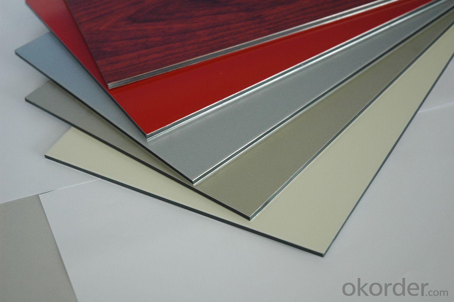 Whole China Aluminium Composite Panel Facade Decoration