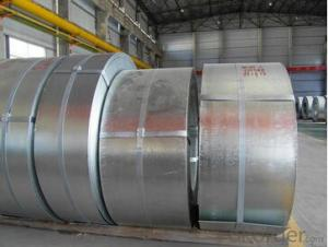 Cold Rolled Steel Coil with Thickness 2.0mm