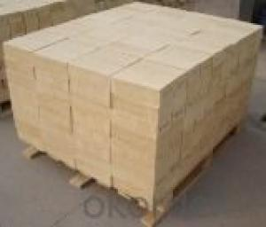 Arch Refractory Bricks Low Thermal Conductivity