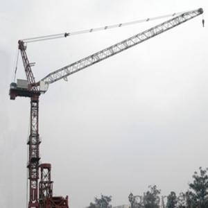Luffing Tower Crane with Reasonable Price