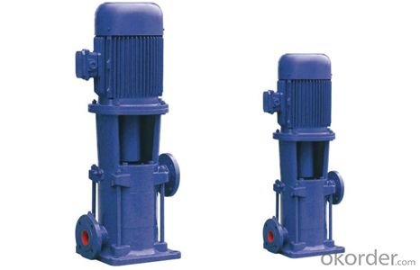 Vertical Multi-Stage Centrifugal Water Pump