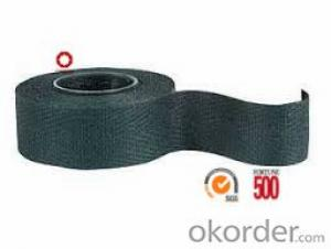 Cloth Tape for Pipe Wrapping Black Color