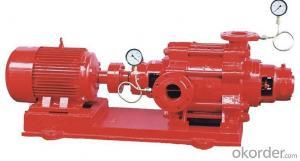 NFPA20 Standard Fire Fighting Centrifugal Pump