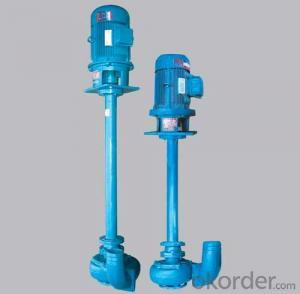 NL Series Submersibe Slurry Centrifugal Pump